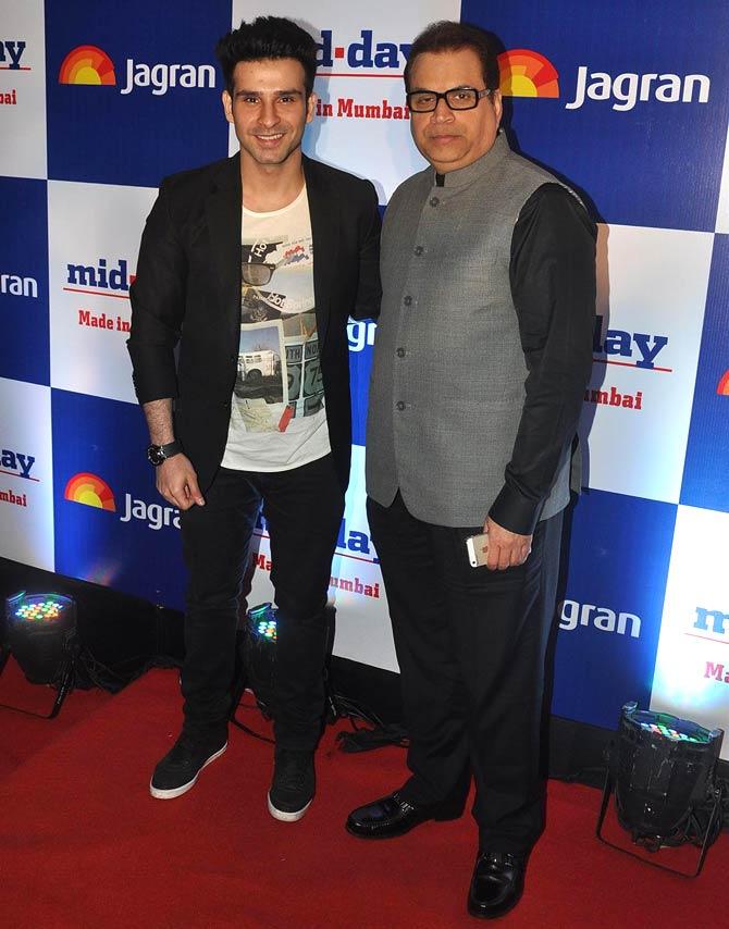 Girish and Ramesh Taurani
