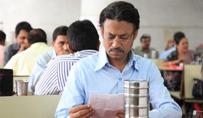 Irrfan in The Lunchbox