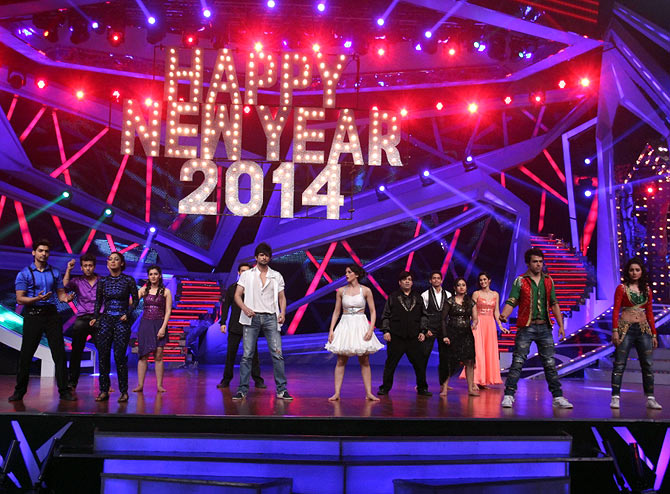All the contestant Nach Baliye 6