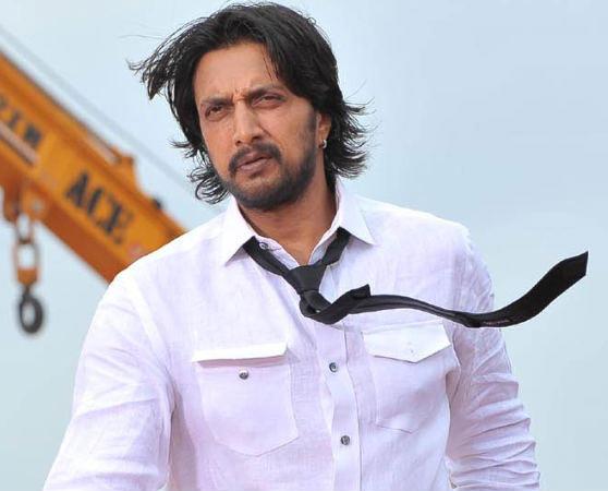 Sudeep in Bachchan