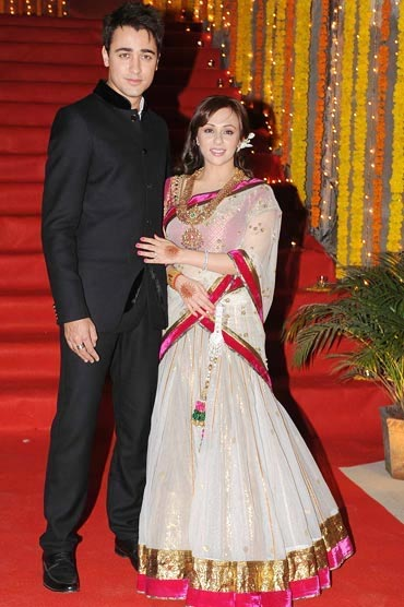 Imran Khan and Avantika Malik.