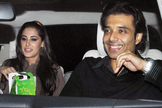 Nargis Fakhri and Uday Chopra
