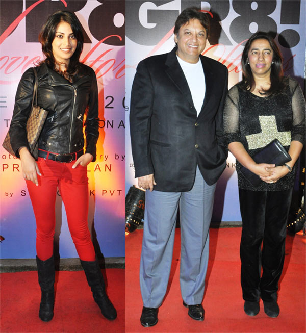 Anushka, Shashi and Anu Ranjan