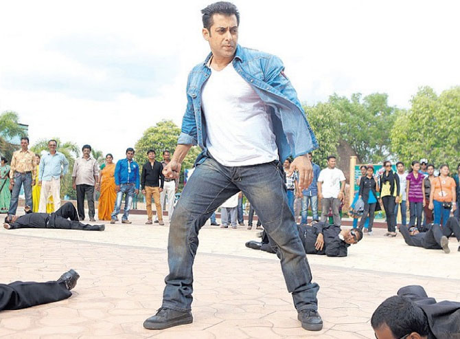 Salman Khan in Jai Ho