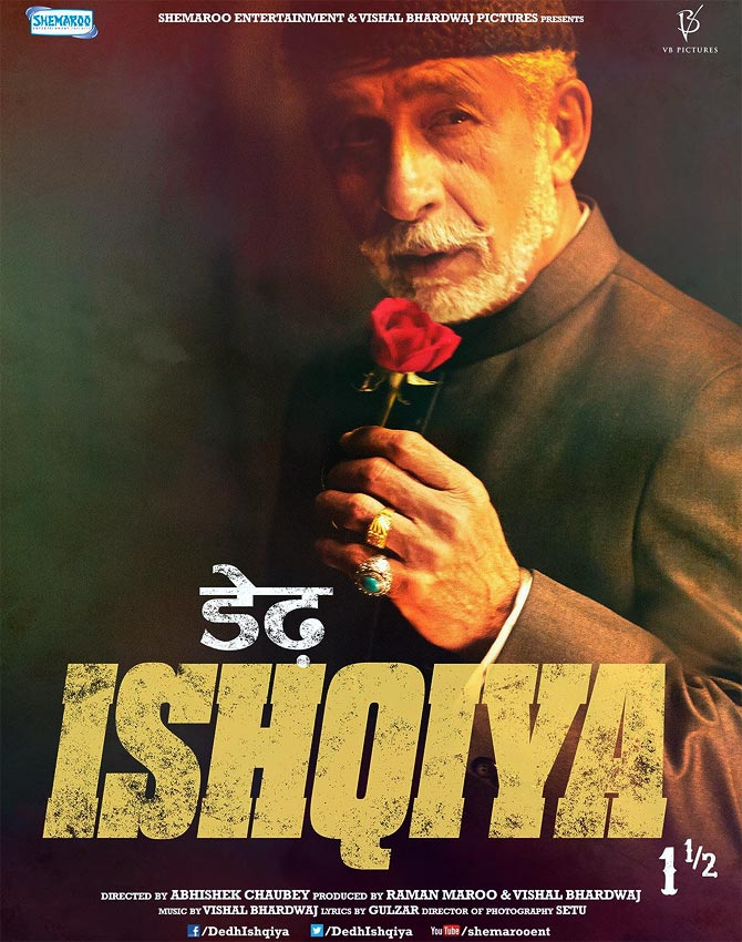 The Ishqiya poster