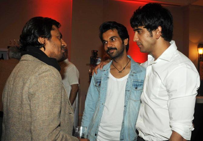 Nawazuddin Siddiqui, Raj Kummar Rao, Amit Sadh
