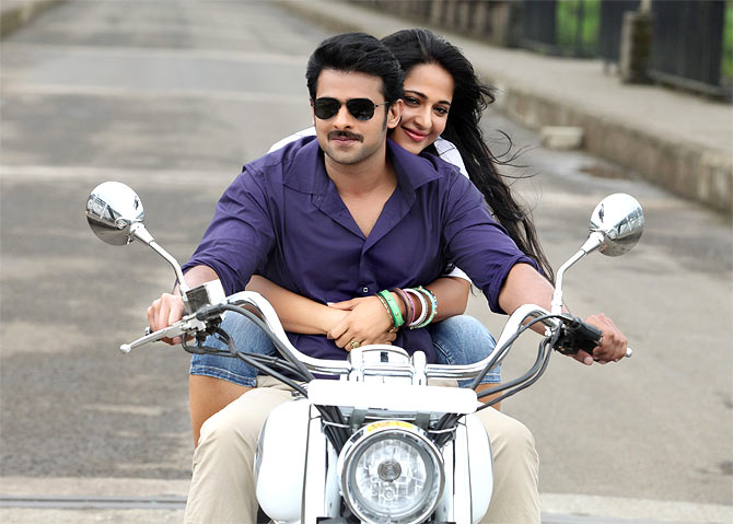 A scene from Mirchi