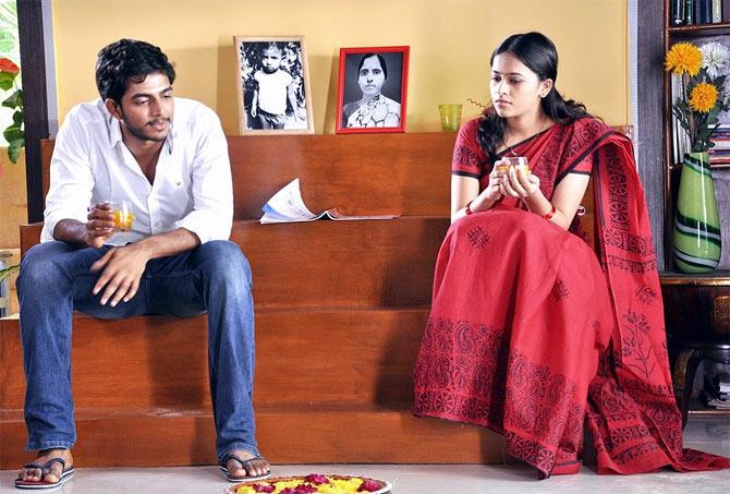 A scene from Mallela Theeramlo Sirimalle Puvvu