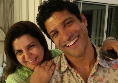 Farhan Akhtar and Farhan Khan