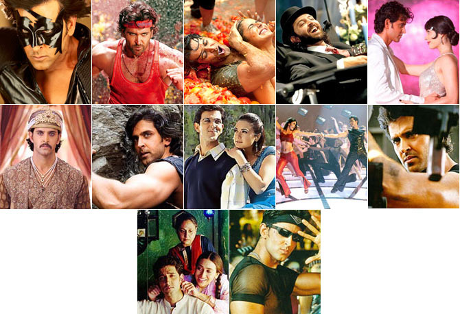 Krrish, Agneepath, K3G: Hrithik Roshan's career best performance? VOTE!