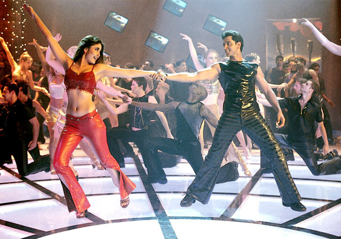 Hrithik Roshan's Most Seductive Moves - Rediff com Movies