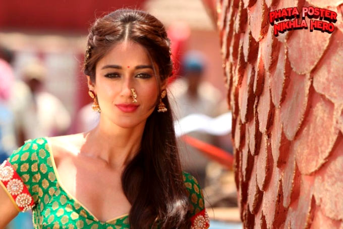 Ileana D'Cruz in Phata Poster Nikla Hero