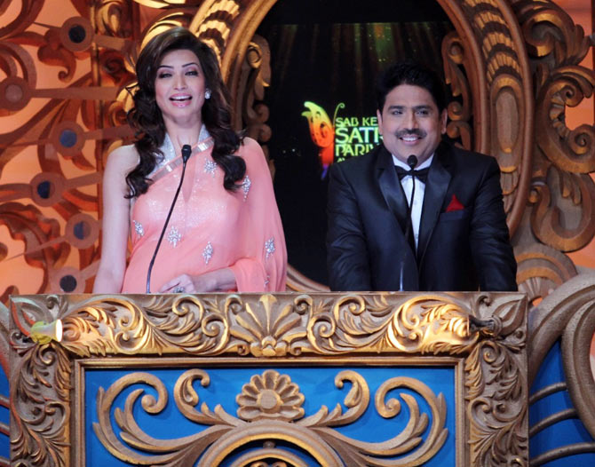 Karishma Tanna and Sailesh Lodha