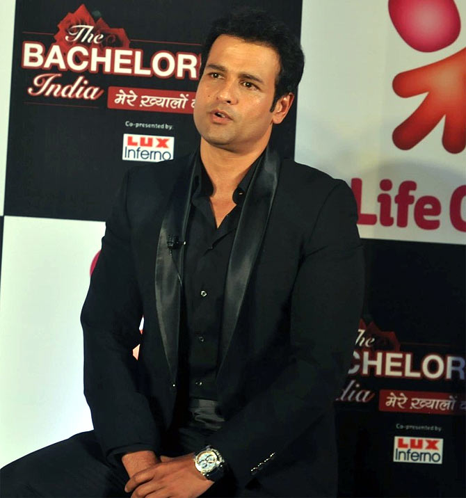Rohit Roy The Bachelorette India