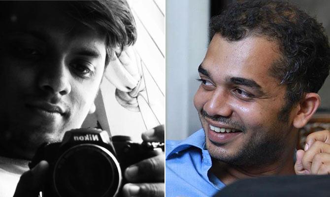 Rojin Thomas and Shanil Muhammed