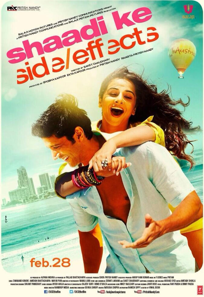 Movie poster of Shaadi Ke Side Effects