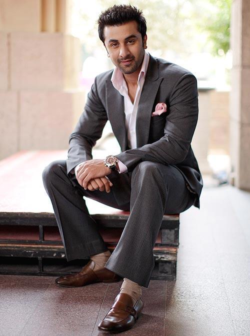 Ranbir Kapoor.