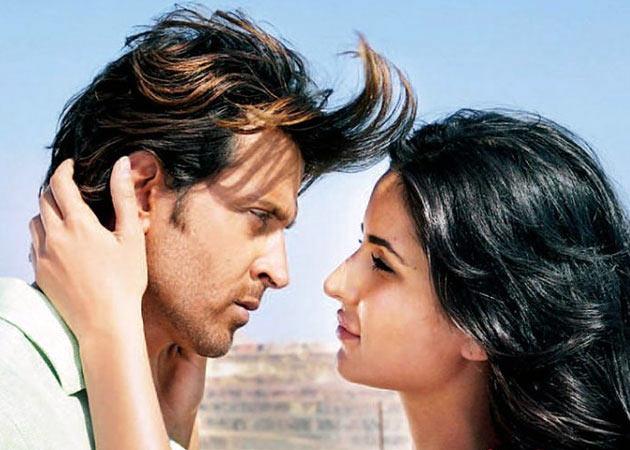 Hrithik Roshan and Katrina Kaif in Zindagi Na Milegi Dobaara. They will now be seen in Bang Bang.