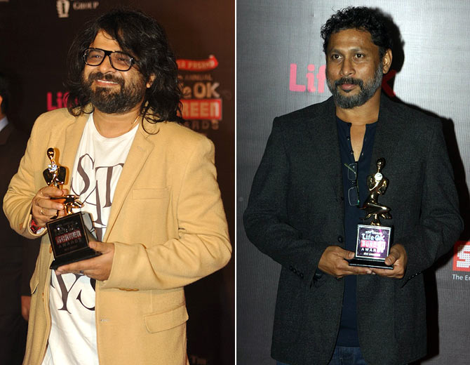 Pritam and Shoojit Sircar