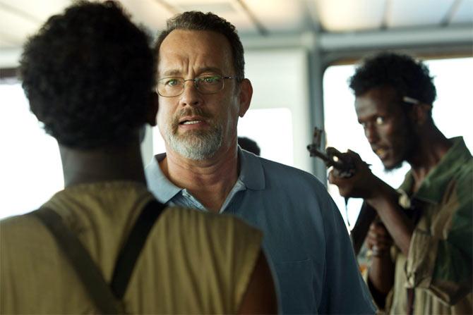 Tom Hanks in Captain Phillip