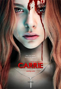 Movie poster of Carrie