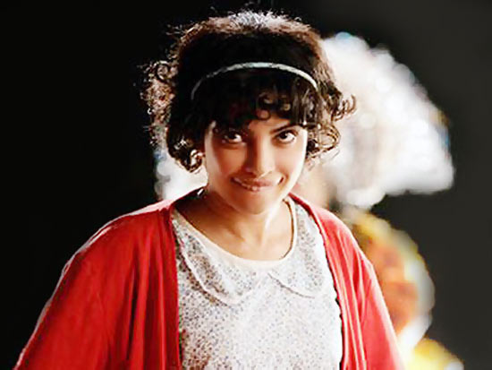 Priyanka Chopra in Barfi!