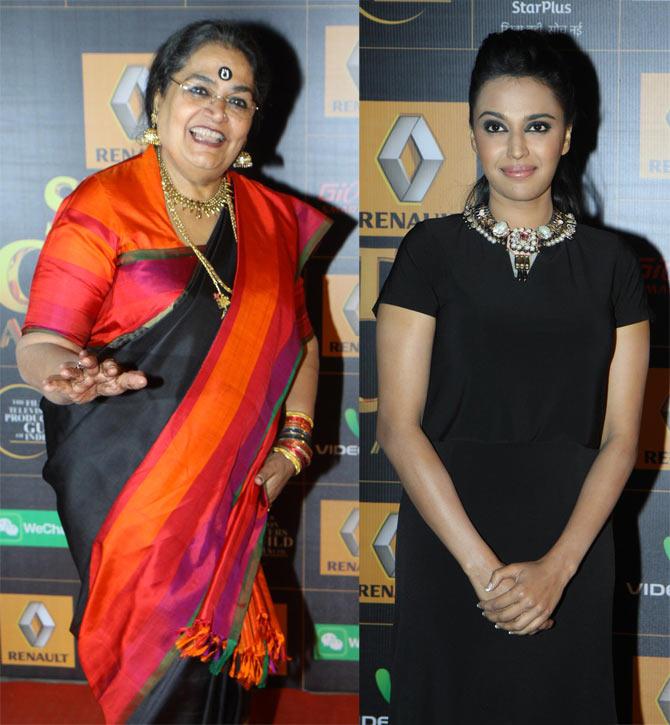 Usha Uthup, Swara Bhaskar