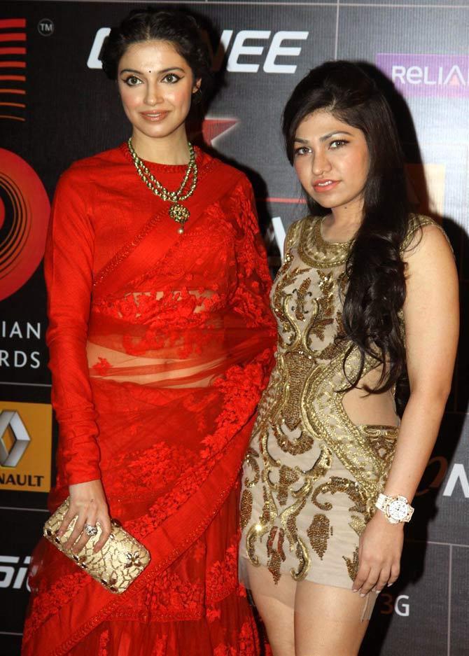Divya Khosla Kumar and Tulsi Kumar