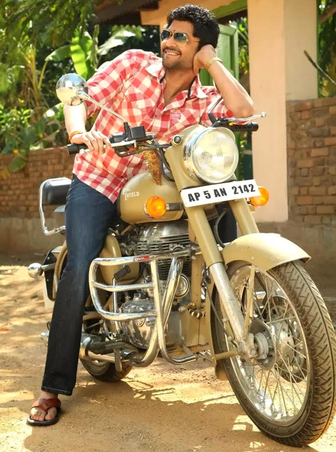 Sumanth in Emo Gurram Egaravachu