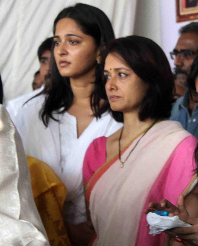 Anushka Shetty, Amala Akkineni