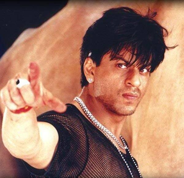 Shah Rukh Khan in Shakti