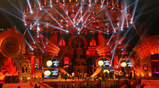 The Screen awards sets