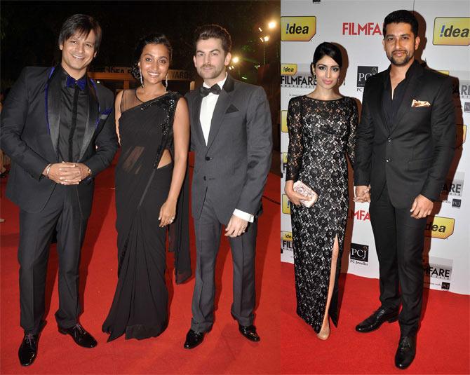 Vivek Oberoi, Priyanka Alva, Neil Nitin Mukesh, Nin Dusanj and Aftar Shivdasani