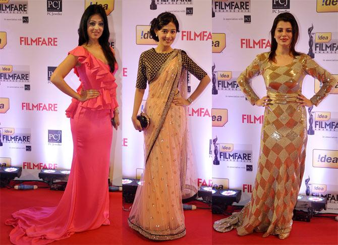 Anjana Sukhani, Amrita Rao, Kainaat Arora