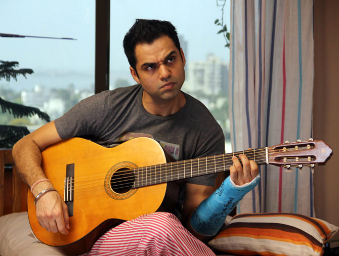 Abhay Deol  in One By Two