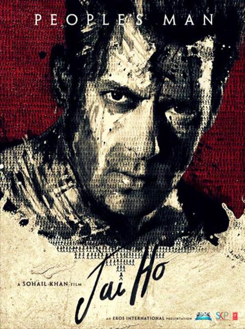 Movie poster of Jai Ho