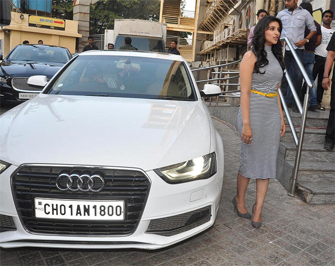 Pix Check Out Priyanka Katrina Bipasha S Cool Cars