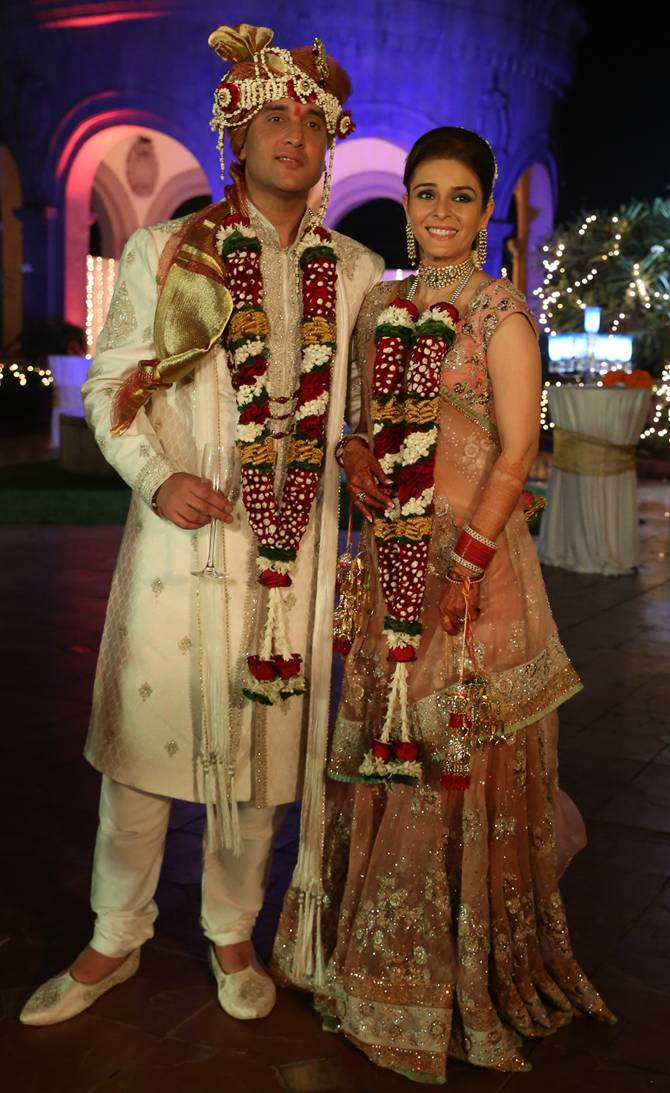 Sudhanshu Swaroop and Raageshwari Loomba