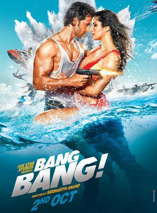 Movie poster of Bang Bang