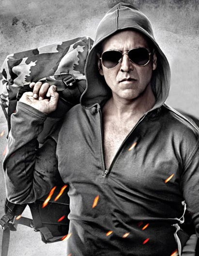 Akshay Kumar in Holiday