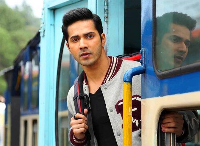 Varun Dhawan in Main Tera Hero