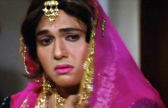 Govinda in Aunty No 1