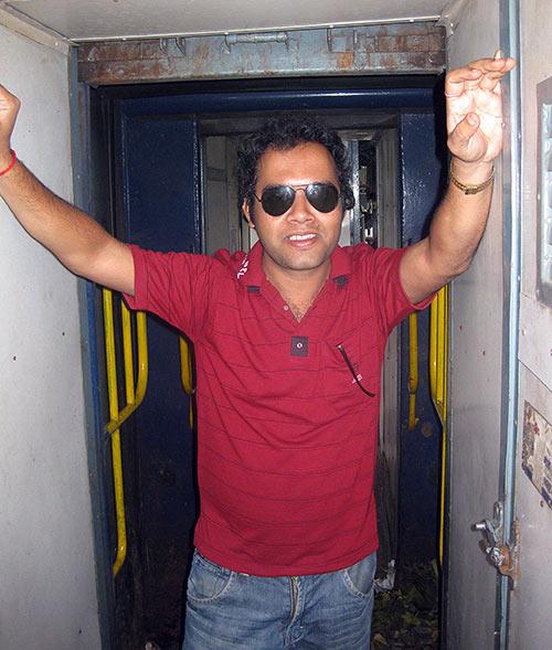 Sandesh Borkar