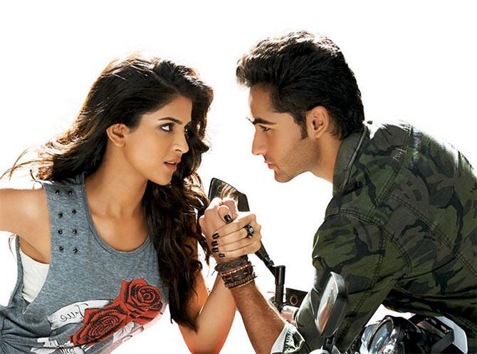 Deeksha Seth and Armaan Jain in Lekar Hum Deewana Dil