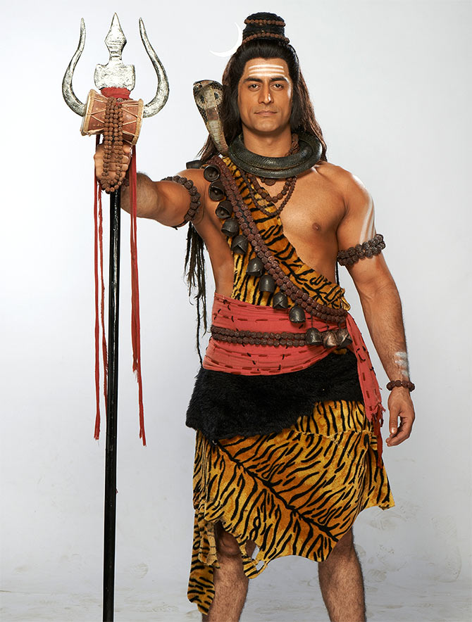 Mohit Raina in Devon Ke Dev Mahadev