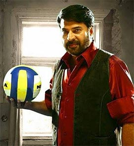 Mammootty in Manglish