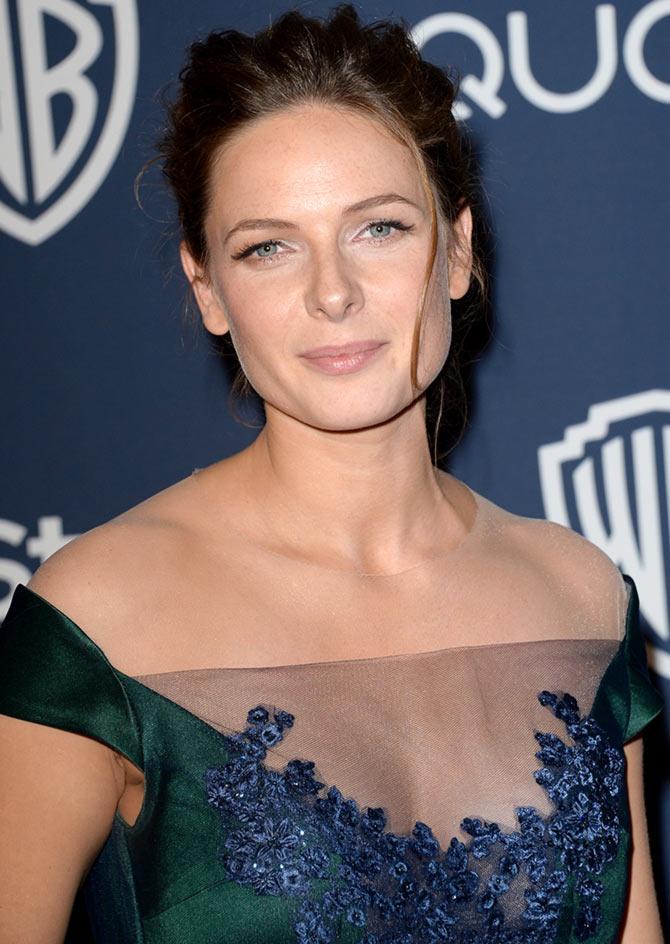 Rebecca Ferguson to star in Mission Impossible 5 - Rediff ...