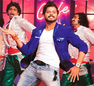 Current Bollywood News & Movies - Indian Movie Reviews, Hindi Music & Gossip - Did Sreesanth walk out of Jhalak Dikhhla Jaa?