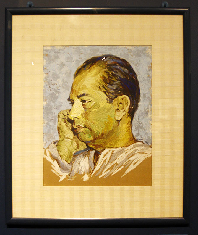 Bimal Roy portrait