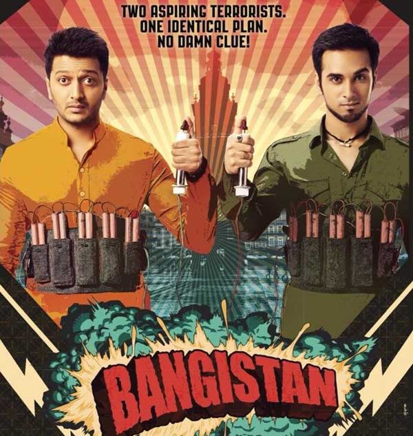 Movie poster of Bangistan